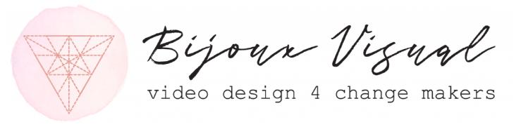 Bijoux Visual video design